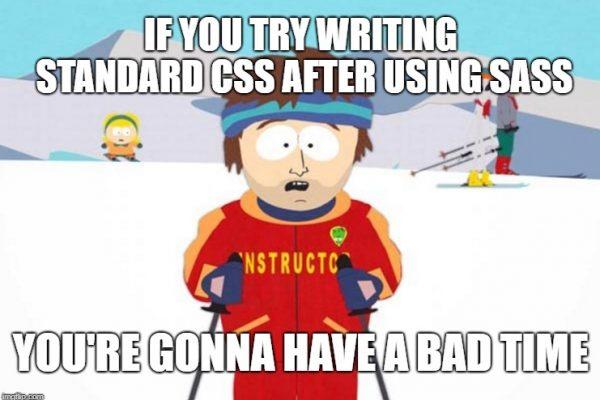 Z czym się je Sass, SASS i SCSS?