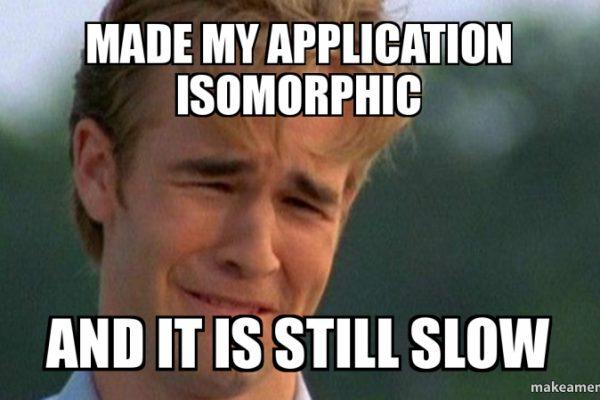 Aplikacja izomorficzna / uniwersalna – moja definicja