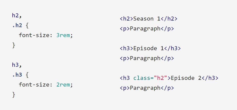 naglowki semantyka html rozwiazanie