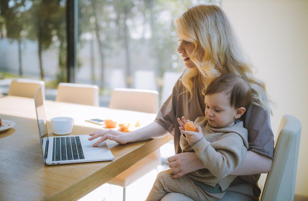 Praca w domu z dzieckiem – moje wskazówki. Matka programistka #8